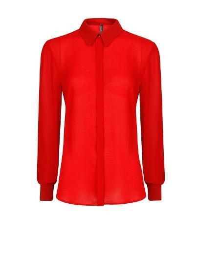 elblogdeanasuero_otoño-invierno rojo_Mango camisa