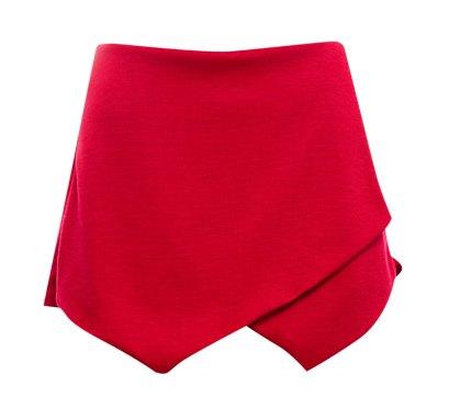 elblogdeanasuero_otoño-invierno rojo_Pull & bear falda skort
