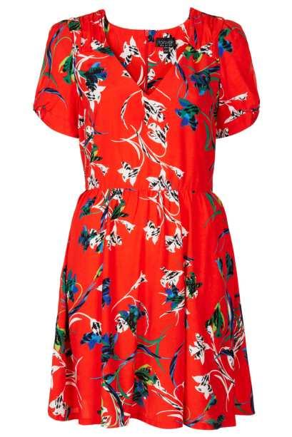 elblogdeanasuero_otoño-invierno rojo_Topshop vestido flores