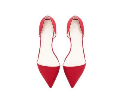 elblogdeanasuero_otoño-invierno rojo_Zara zapatos palas
