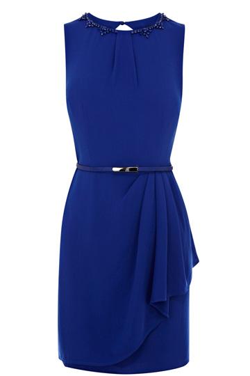 elblogdeanasuero_Vestidos boda otoño invierno 2013_Oasis vestido azul klein