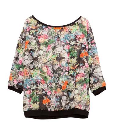 elblogdeanasuero_Estampado flores_Stradivarius camiseta