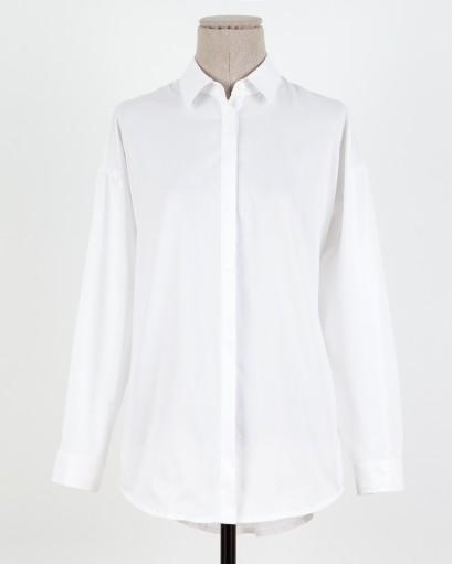 elblogdeanasuero_Fondo de armario Camisa blanca_Trucco básica