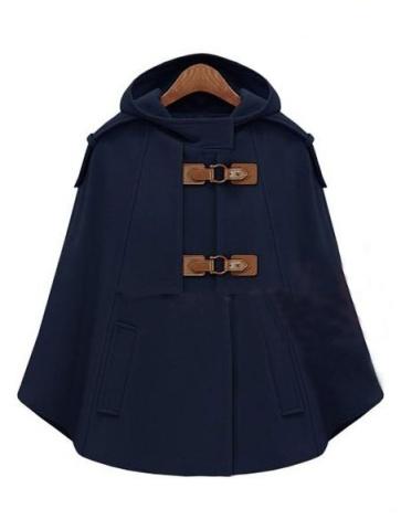 elblogdeanasuero_Capas_Sheinside capa azul marino capucha