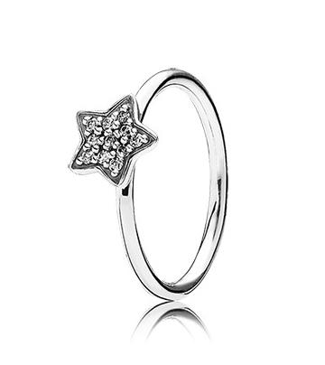 elblogdeanasuero_Regalos de Navidad 2013_Pandora anillo estrella