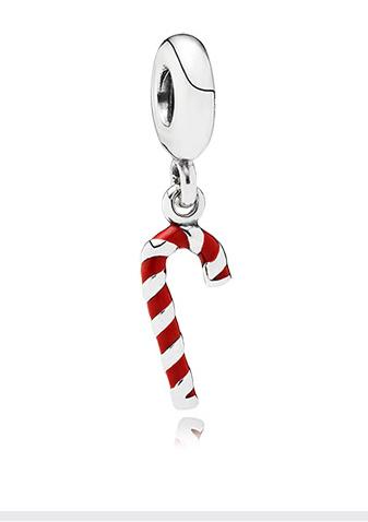 elblogdeanasuero_Regalos de Navidad 2013_Pandora charm bastón de caramelo