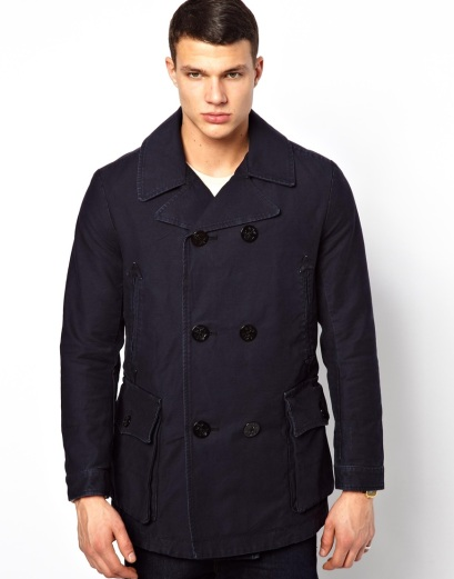 elblogdeanasuero_Regalos de Navidad_G-Star chaquetón azul marino