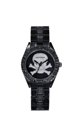 elblogdeanasuero_Regalos Navidad 2013-2014_Mark Maddox reloj negro calavera