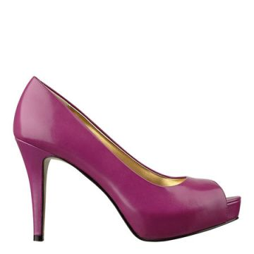 elblogdeanasuero_Color orquídea radiante_Nine West peep toes