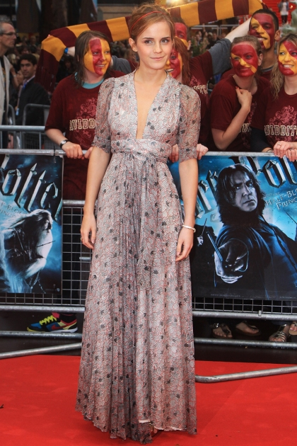 World Premiere - Harry Potter And The Half Blood Prince - Outside Arrivals