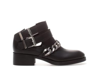elblogdeanasuero_Sandro boots modelo Atlanta_Zara hebillas