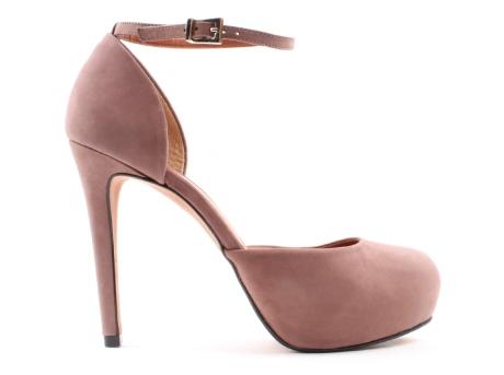 elblogdeanasuero_Zapatos novia 2014_Zilian zapatos pulsera rosa palo
