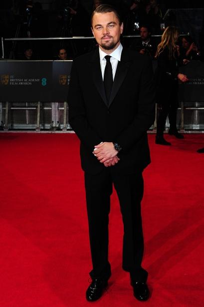 elblogdeanasuero_Bafta 2014_Leonardo DiCaprio traje Armani