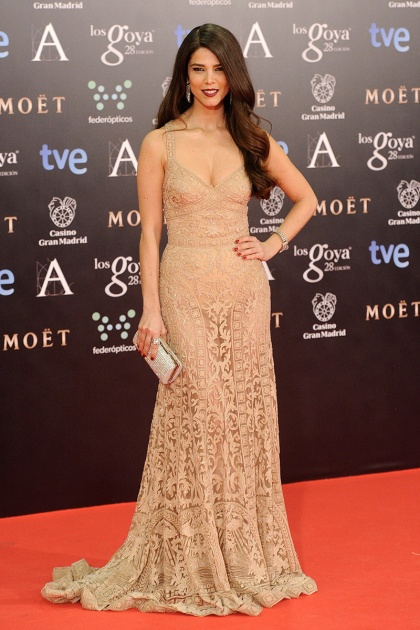 elblogdeanasuero_Premios Goya 2014_Juana Acosta vestido Zuhair Murad nude encaje