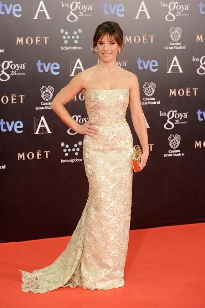 elblogdeanasuero_Premios Goya 2014_Marta Etura vestido Lorenzo Caprile palabra de honor