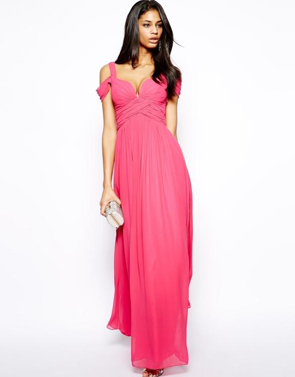 elblogdeanasuero_vestidos largos bodas primavera 2014_Asos vestido rosa escote corazón