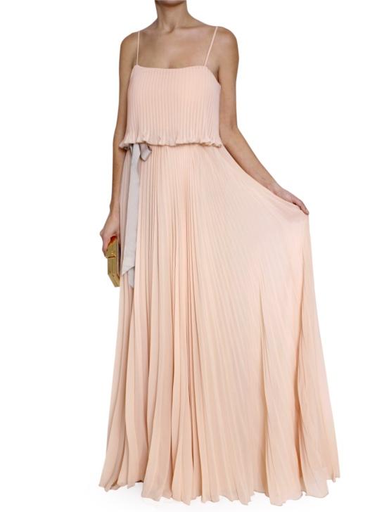 elblogdeanasuero_vestidos largos bodas primavera 2014_bgo and me plisado rosa claro