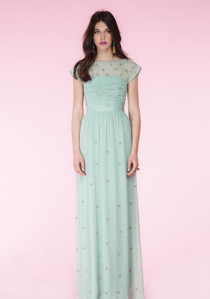 elblogdeanasuero_vestidos largos bodas primavera 2014_Hoss vestido azul celeste pedrería