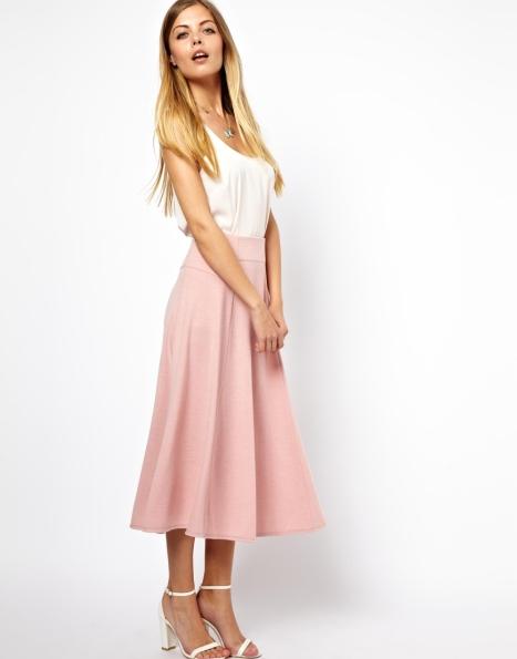 elblogdeanasuero_Faldas midi_Asos falda rosa claro