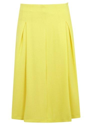 elblogdeanasuero_Faldas midi_Miss Selfridge falda amarilla