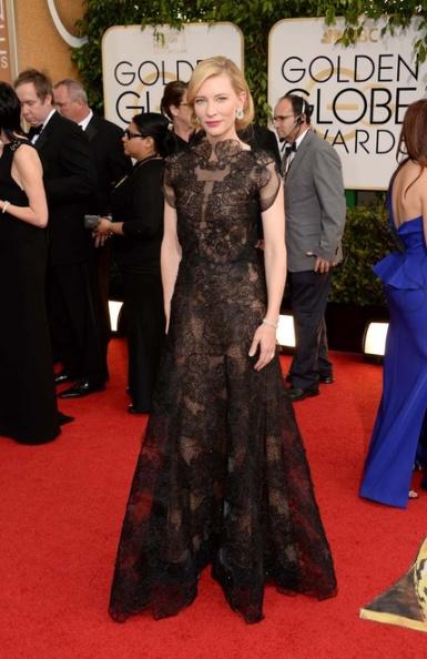 elblogdeanasuero_Globos de Oro 2014_Cate Blanchett Armani transparencias