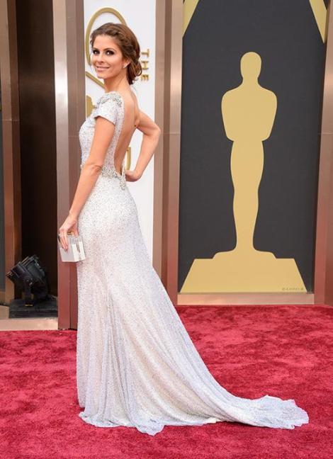 elblogdeanasuero_Oscars 2014_Johanna Johnson María Menounos vestido joya escote en la espalda