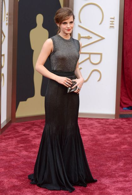 elblogdeanasuero_Oscars 2014_Vera Wang Emma Watson bicolor
