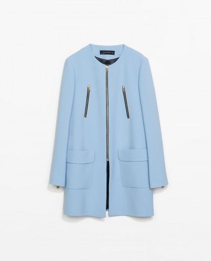 elblogdeanasuero_azul claro_Zara abrigo con cremalleras