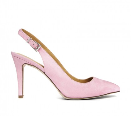 elblogdeanasuero_Color rosa claro_Asos zapato salón destalonado