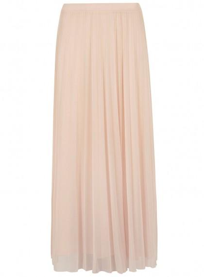 elblogdeanasuero_Color rosa claro_Dorothy Perkins maxi falda