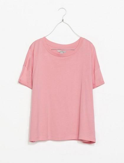 elblogdeanasuero_Color rosa claro_Zara TRF camiseta amplia