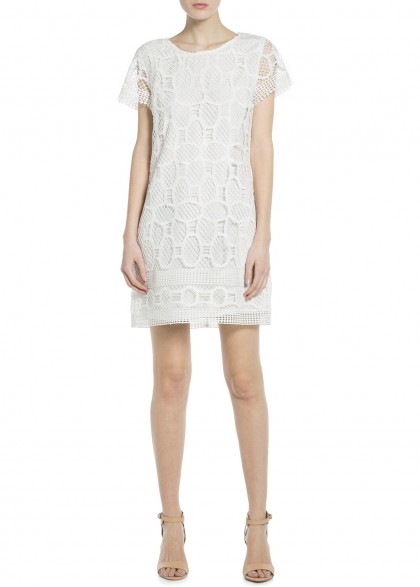 elblogdeanasuero_Little white dress_Mango vestido crochet