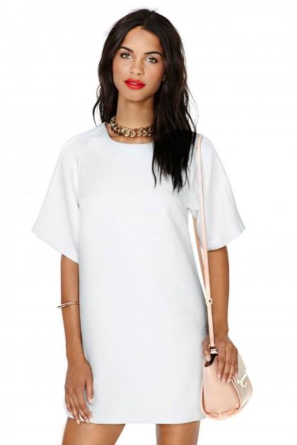 elblogdeanasuero_Little white dress_Nasty Gal minivestido ancho manga corta