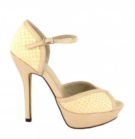 elblogdeanasuero_Zapatos de fiesta_Menbur sandalias plataforma texturas beige