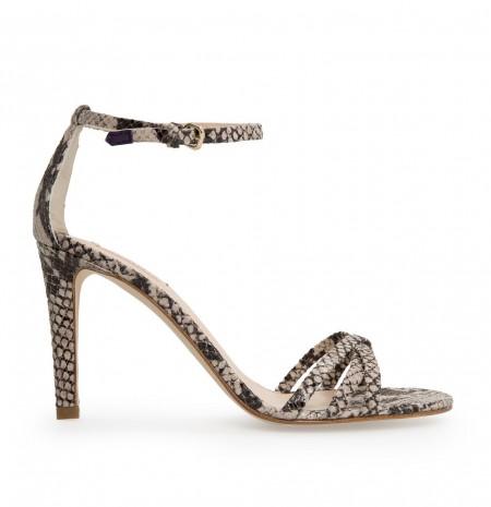elblogdeanasuero_Zapatos de fiesta_Violeta Mango sandalias pitón