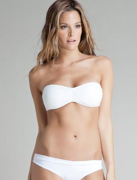 elblogdeanasuero_Bikinis 2014_Women Secret bikini bandeau crochet blanco