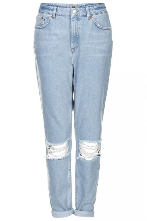elblogdeanasuero_Mom Jeans_Topshop claros y ripped