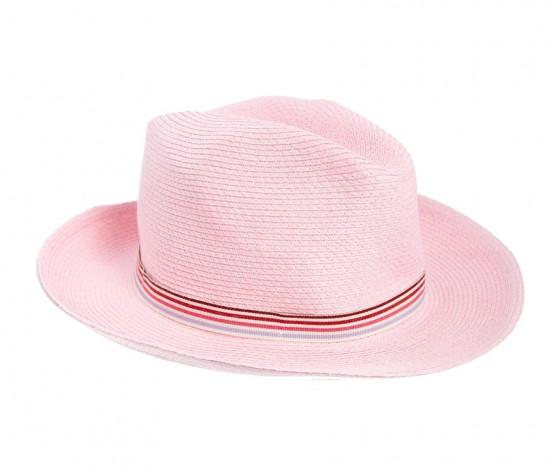 elblogdeanasuero_Sombreros playa_Asos fedora de paja rosa