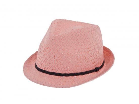 elblogdeanasuero_Sombreros playa_Dayaday borsalino rosa