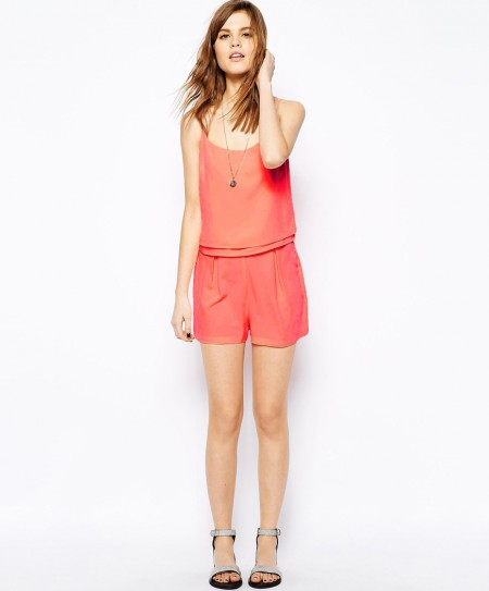elblogdeanasuero_Tendencia matchy matchy_Asos top y shorts naranja fluor