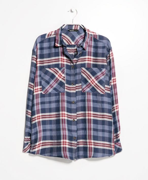 elblogdeanasuero_Camisas de cuadros_Mango cuadros azul y rojo