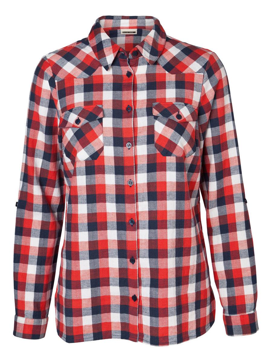 Camisas de cuadros el blog de ana suero - Fotos y cuadros ...