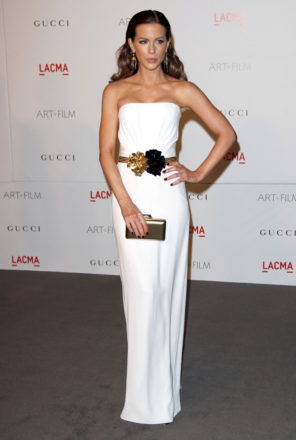 Kate Beckinsale at The LACMA Art and Film Gala in LA