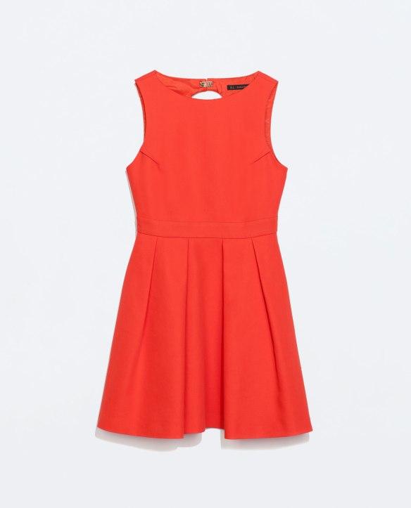 elblogdeanasuero_Vestidos de fiesta para Navidad_Zara vestido rojo de espalda abierta