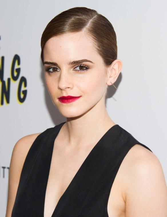elblogdeanasuero_Pelo efecto mojado_Emma Watson