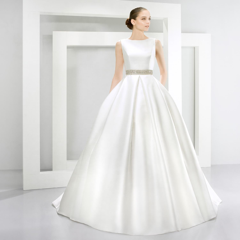 Vestidos de novia pret a porter