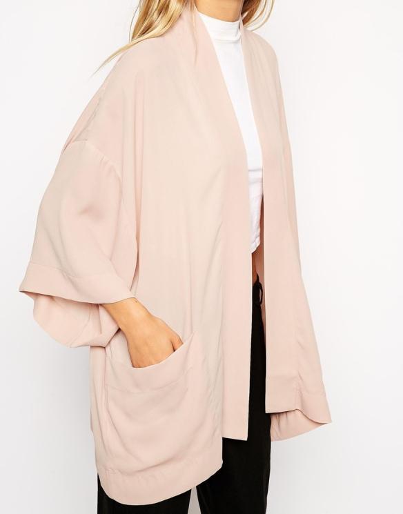 elblogdeanasuero_Kimonos 2015_Asos kimono xl con bolsillos color nude