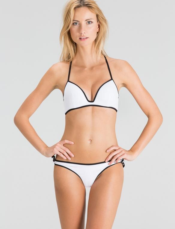 elblogdeanasuero_Bikinis 2015_Women Secret bikini blanco rivete negro