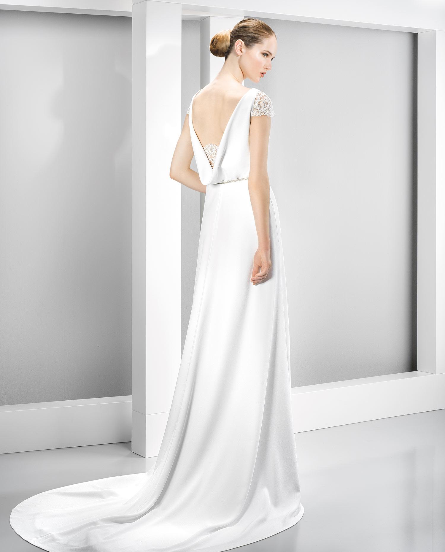 Vestidos de novia clásicos   El blog de Ana Suero