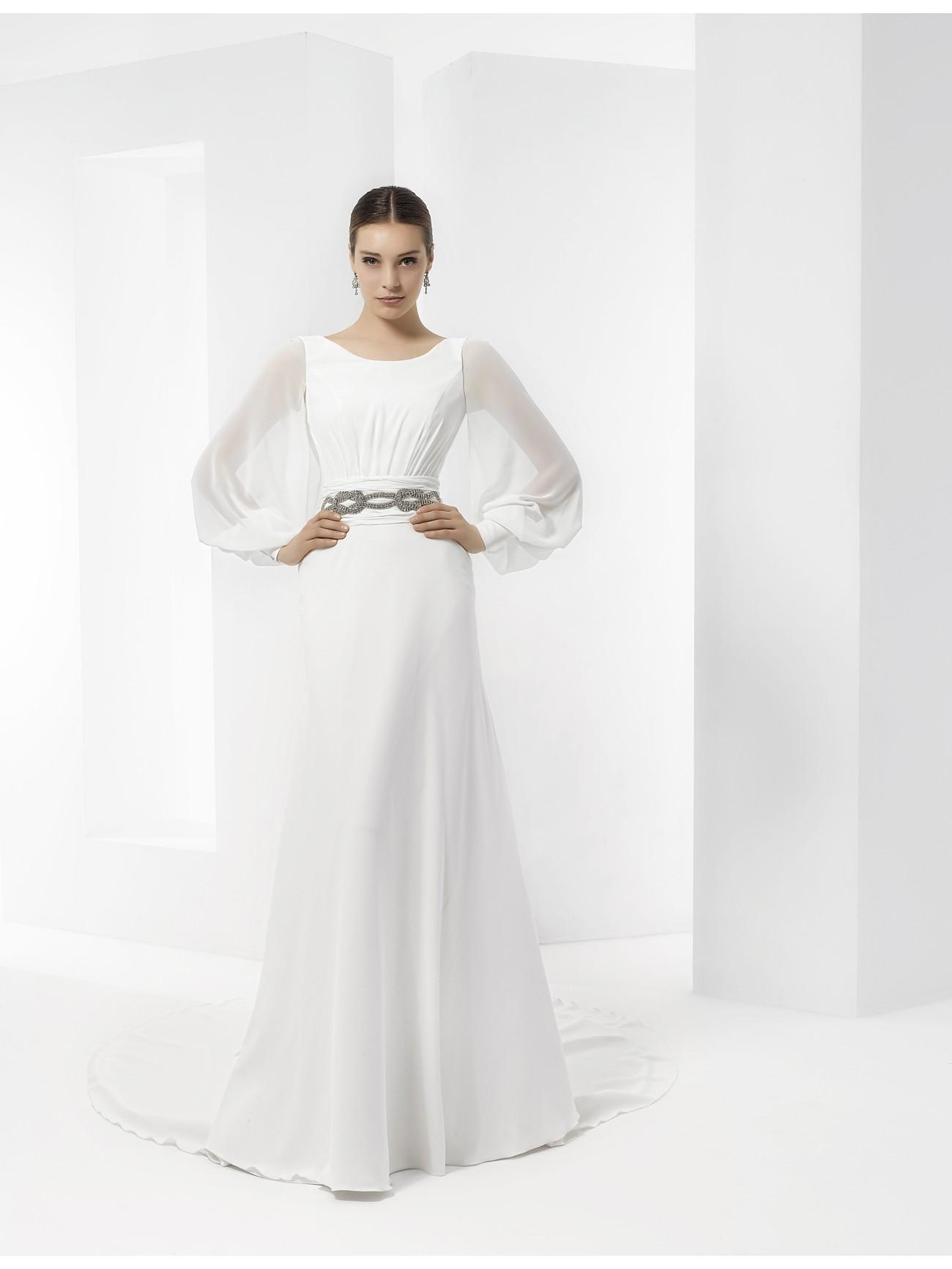 Vestidos de novia clásicos | El blog de Ana Suero